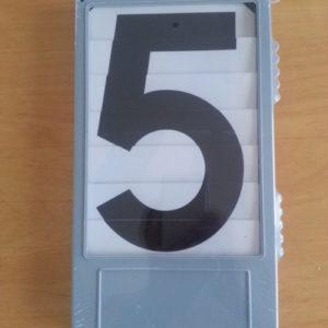 Náhradní číslo pro Scoreboard