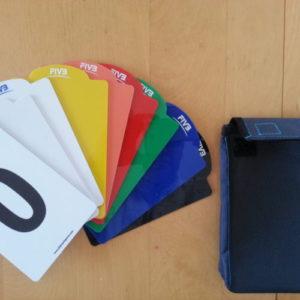 Sada náhradních karet pro Scoreboard