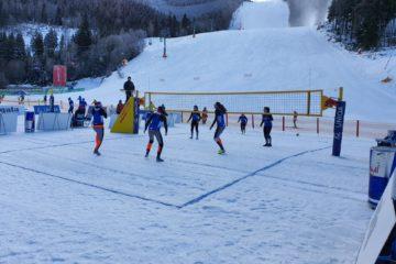 Snowvolleyball Špindl 2020